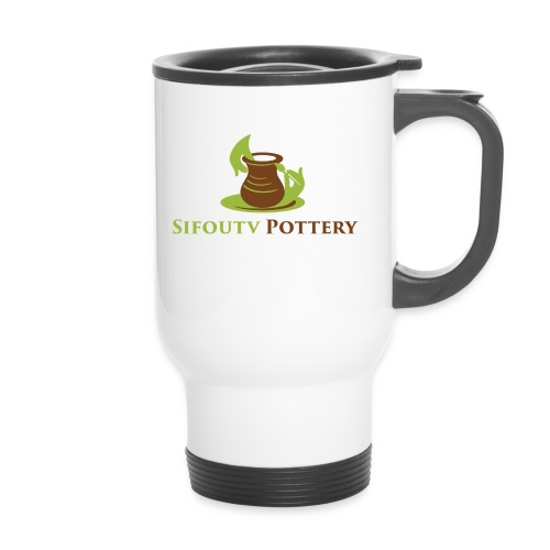 Sifoutv Pottery - Travel Mug