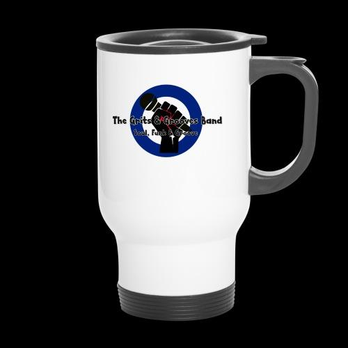 Grits & Grooves Band - Travel Mug