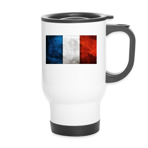 France Flag - Travel Mug