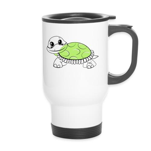 Schildkröte - Thermobecher
