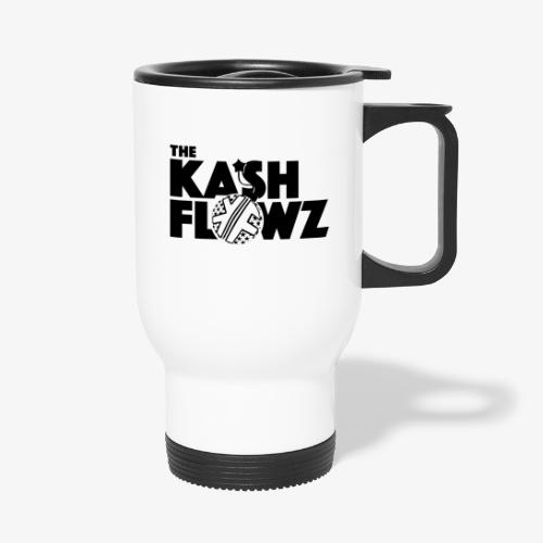 The Kash Flowz Official Bomb Black - Mug thermos