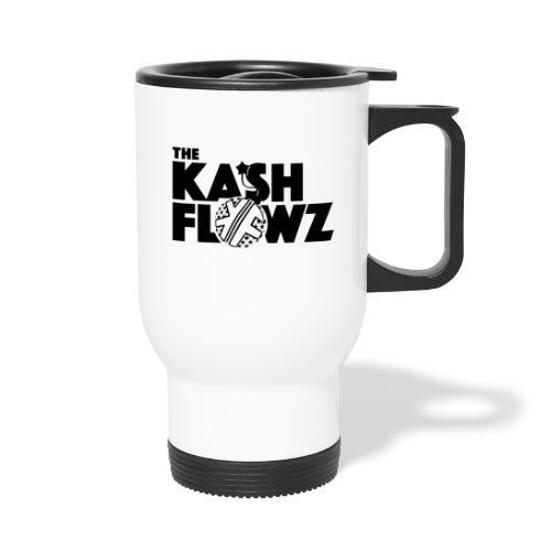 Bomb Logo Black - Mug thermos