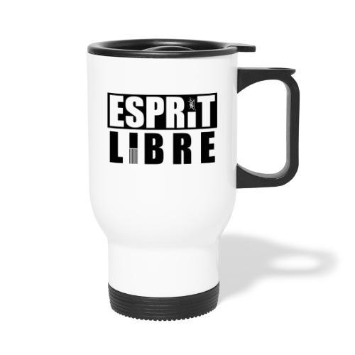 esprit libre - Mug thermos