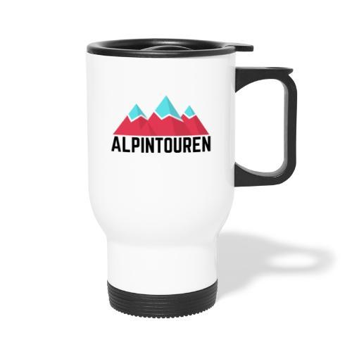 Alpintouren - Thermobecher mit Tragegriff