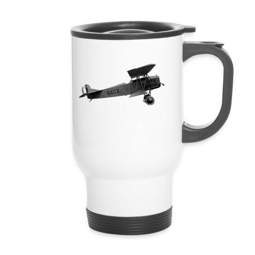 Paperplane - Travel Mug