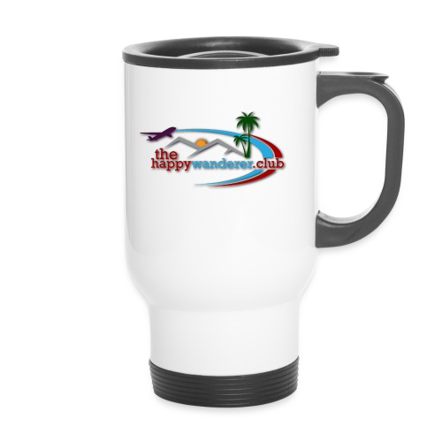 The Happy Wanderer Club - Travel Mug