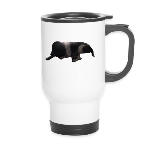 barnaby merch - Thermal mug with handle