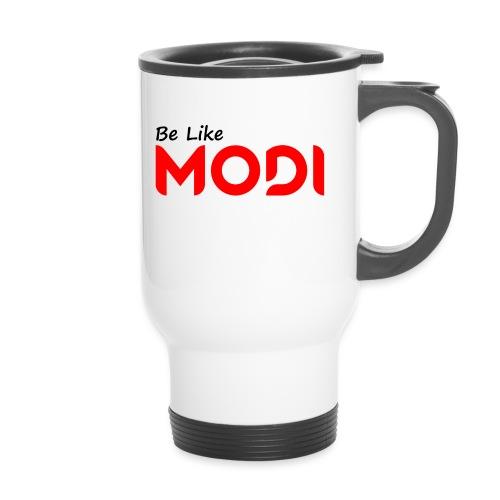 Be Like MoDi - Kubek termiczny z uchwytem