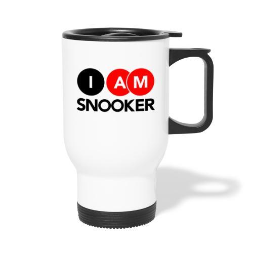 I AM SNOOKER - Travel Mug