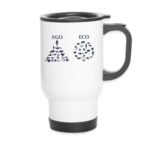 Ego VS Eco - Tazza termica