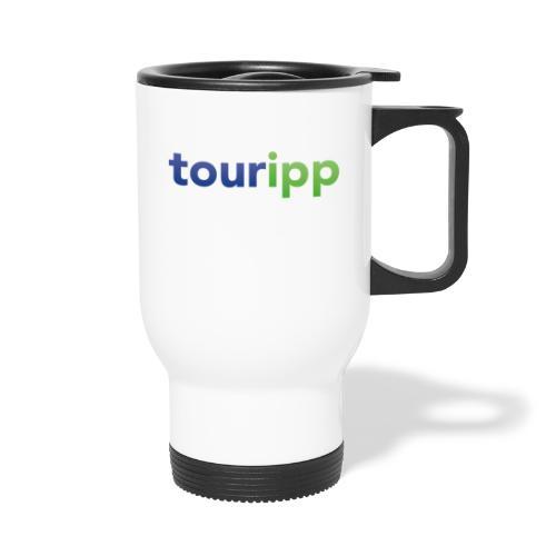 Touripp - Tazza termica con manico per il trasporto