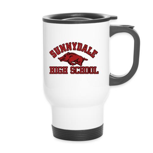 Sunnydale High School logo merch - Thermosmok met draagring