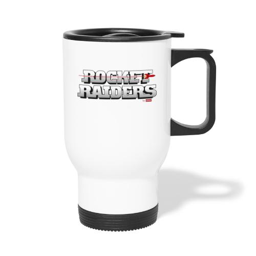 patame Rocket Raiders Logo - Thermobecher