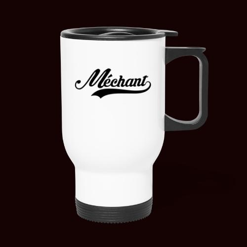 mechant_logo - Mug thermos