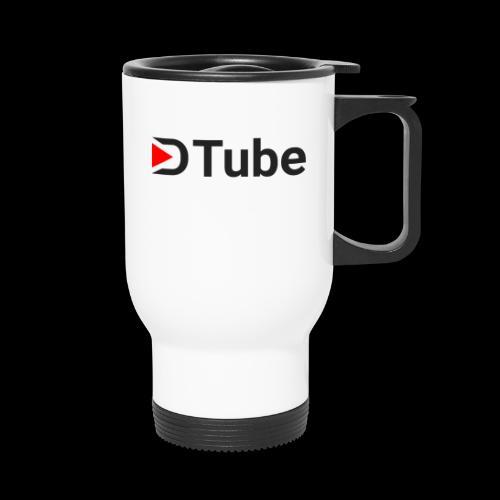 DTube logo - Thermobecher mit Tragegriff