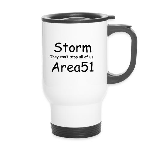 Storm Area 51 - Thermal mug with handle