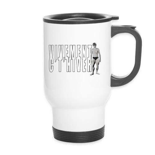 TELEMARK Vivement cet Hiver - Mug thermos