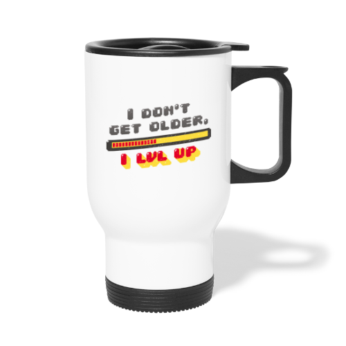 Gamer Spruch - Travel Mug
