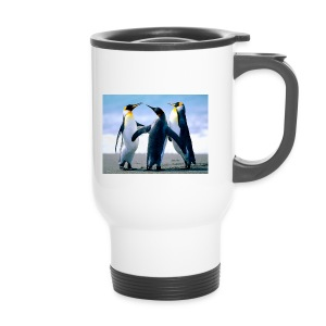 Penguins - Tazza termica