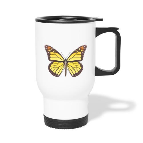 190520 monarch butterfly lajarindream - Taza termo