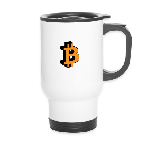 Bitcoin - Thermobecher