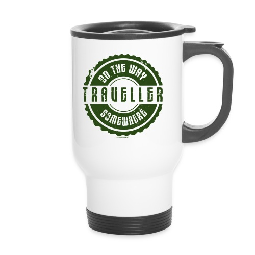 FP13 TR-02 ON THE WAY SOMEWHERE-TRAVELLER PRODUCTS - Termosmuki