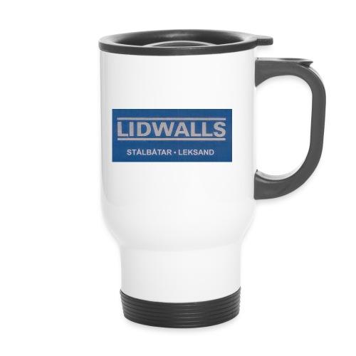 Lidwalls Stålbåtar - Termosmugg