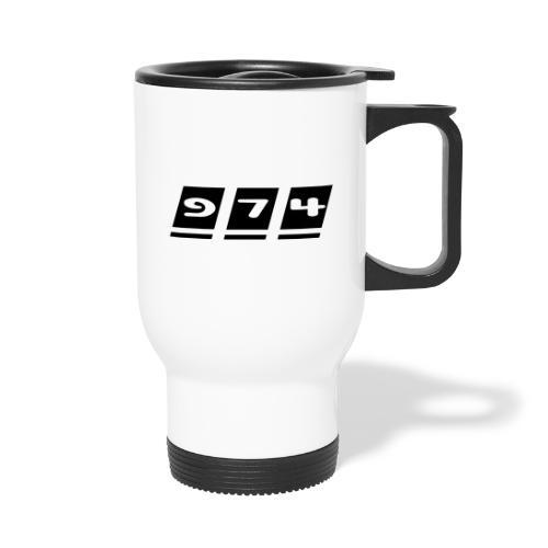 Ecriture 974 - Mug thermos