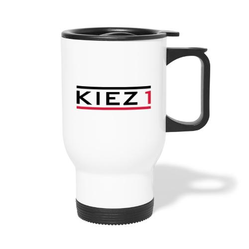 KIEZ1 - Thermobecher mit Tragegriff