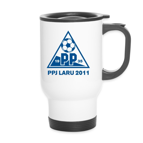 PPJ Laru 2011 - Kahvallinen termosmuki