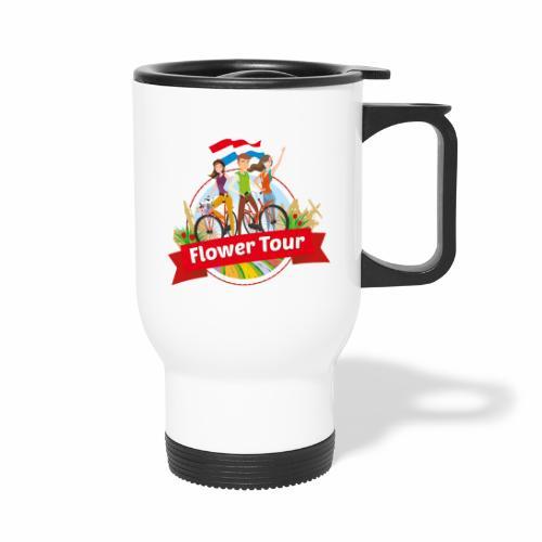 Flower Tour rondom Keukenhof - Thermosmok met draagring