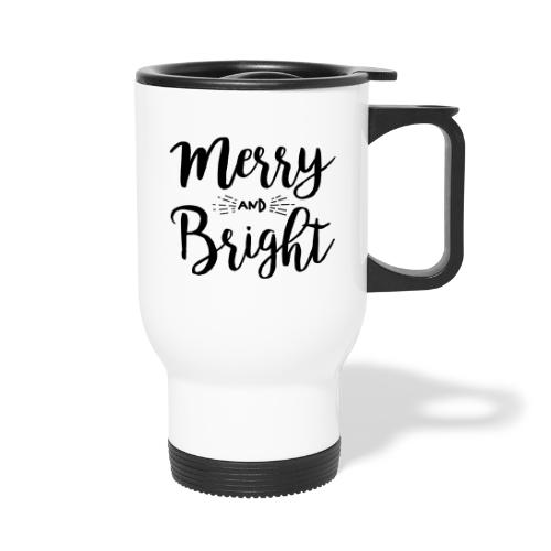 Merry and Bright - Thermobecher