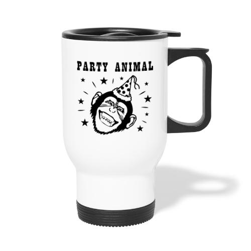 Party Monkey - Thermosmok met draagring