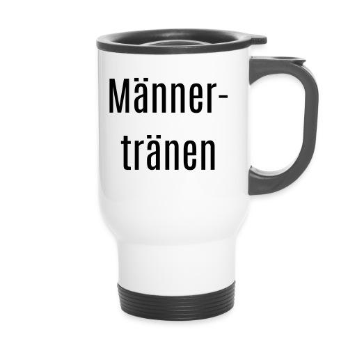 maennertraenen - Thermobecher