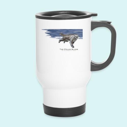 Polar-Blues-SpSh - Thermal mug with handle