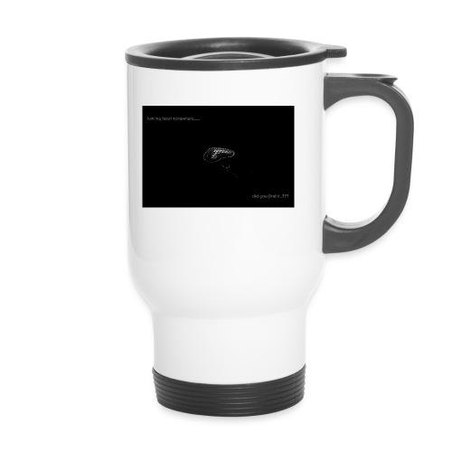Lost Ma Heart - Travel Mug