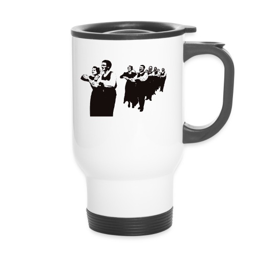 Dérobée de Guingamp - Mug thermos
