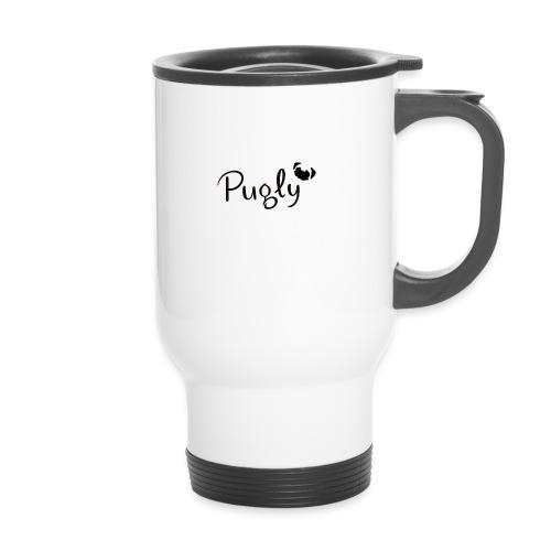 Pugly Logo - Termosmugg
