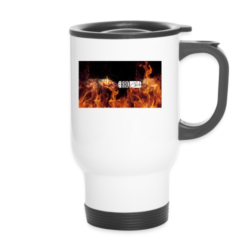 Barbeque Chef Merchandise - Travel Mug