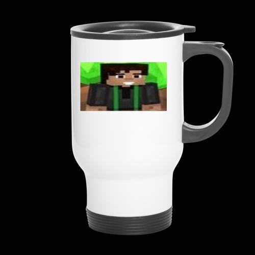 EnZ PlayZ Profile Pic - Travel Mug