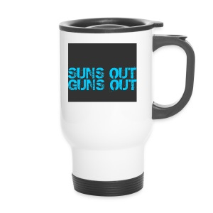 Felpa suns out guns out - Tazza termica