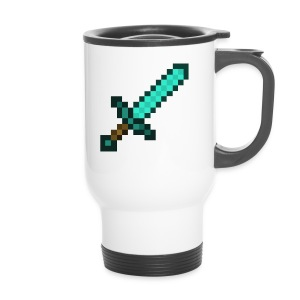 minecraft-diamond-sword-transparent-background - Thermobecher
