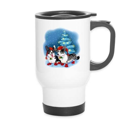 CORGI CHRISTMAS - Termokopp