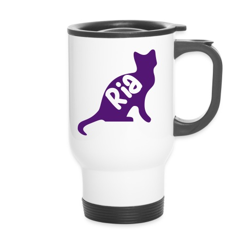 Team Ria Cat - Travel Mug