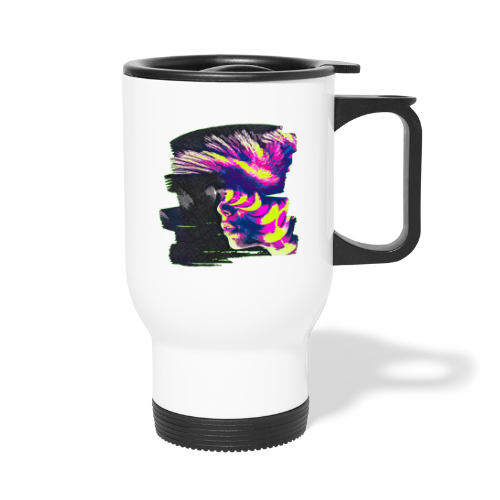 Post punk - Travel Mug