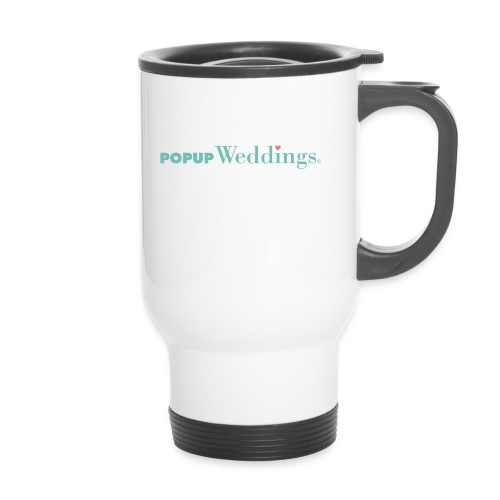Popup Weddings - Travel Mug