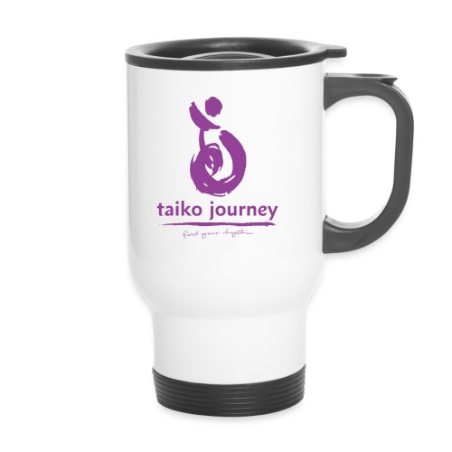 Taiko Journey PURPLE RHYTHM - Travel Mug