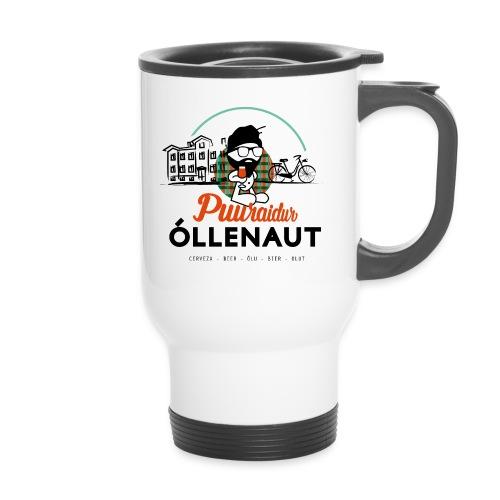 Õllenaut Puuraidur - Travel Mug