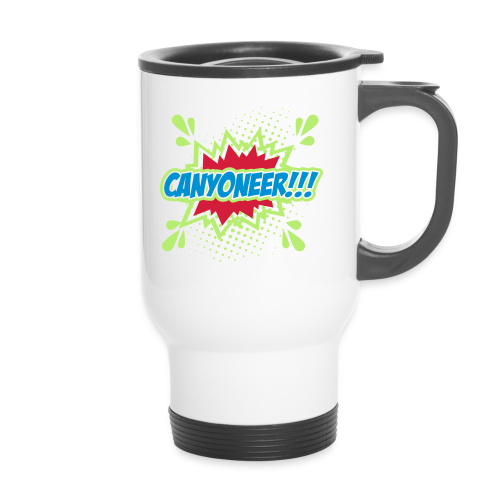 Canyoneer!!! - Thermobecher