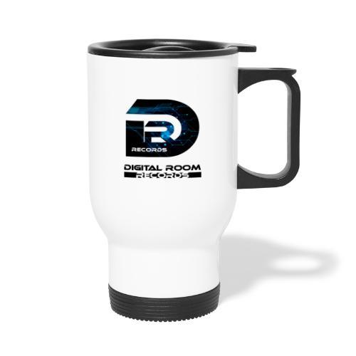 Digital Room Records Official Logo effect - Travel Mug